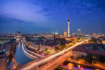 Berlin City Lights von Volker Handke
