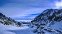 Zbojnícka chata. Great Cold Valley. Velká Studená dolina. High Tatras by Tomas Gregor