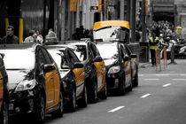 Taxis Barcelona von stephiii