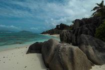 Anse Source d'Argent - beach on seychelles island  von stephiii