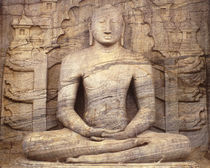 Buddha by Karlheinz Milde