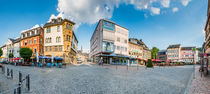 Kirn-Marktplatz (1) by Erhard Hess