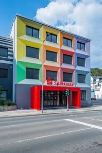 Kirn-Sparkassengebäude von Erhard Hess