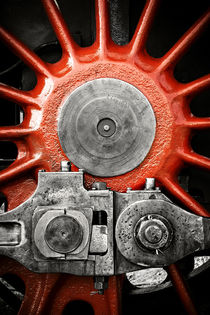 red wheel von Martin Dzurjanik
