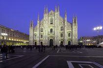 Domplatz in Mailand by Patrick Lohmüller