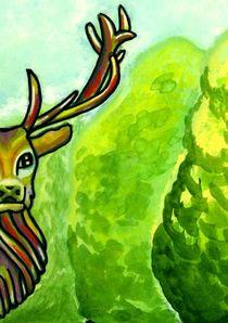 Deer by anel