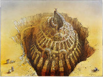 Der Mann, der den Turm von Babel ausgrub von Rainer Ehrt