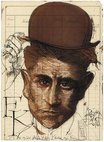 Franz Kafka by Rainer Ehrt
