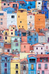 '~ Sardinian Cubism ~' von Henrik Spranz