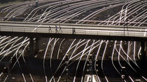 Rails and Bridges by David Halperin