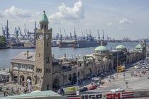 St. Pauli-Landungsbrücken , Hamburg von Torsten Krüger