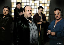 The Sopranos von Dan Avenell