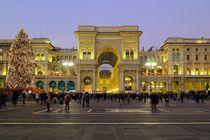 Galleria Vittorio Emanuele II Mailand by Patrick Lohmüller