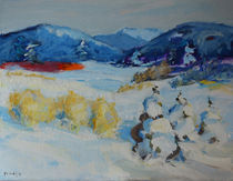 Christmas Pastorale by Stanislav Jasovsky