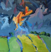 Summer Storm by Stanislav Jasovsky