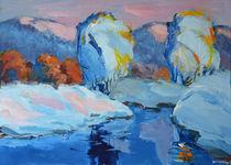 Mystic Winter by Stanislav Jasovsky