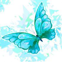 Butterfly 310 von David Dehner