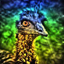 Fantasy Emu 2 von kattobello