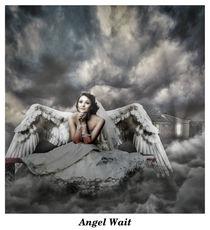 Angel Wait by Rolf Schweizer
