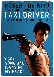 Taxi Driver by Dan Avenell