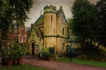 York Museum Gardens Lodge by Stuart Row