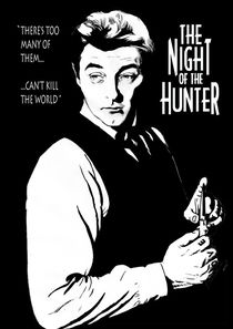 Mitchum - The Night Of The Hunter by Dan Avenell