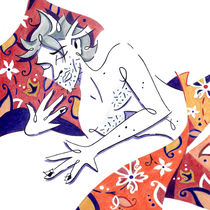 Sleeping Beauty - Prince Dreamer - Bello Durmiente by nacasona