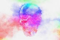Skull von Christine Bässler
