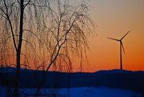 winter's evening... von loewenherz-artwork