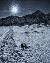 The Sun over Slovak Mountains von Tomas Gregor
