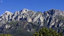 Picos of europa in the morning sun by Nicolai Golsner