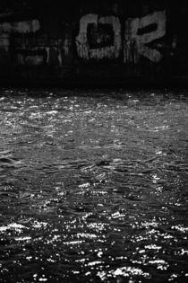 Dunkle Wasser von Bastian  Kienitz