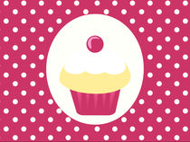 Candy cupcake by kourai