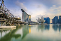 Singapur by Christine Berkhoff