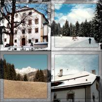 Mountain winter: Eastern Tirol von Leopold Brix