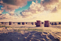 At the beach - Amrum von AD DESIGN Photo + PhotoArt