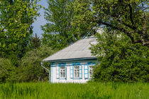 A typical ukrainian antique house by maxal-tamor