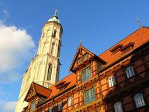 Die Alte Waage vor der Andreaskirche  by Ralf Schröer