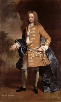 Francis, Earl of Godolphin by Anonymous