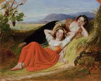 The Grape Harvest von Robert McInnes