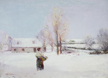 Walk through the Snow by Walter McAdam