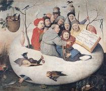 The Concert in the Egg von Hieronymus Bosch