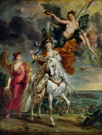 The Medici Cycle: The Triumph of Juliers von Peter Paul Rubens