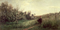 Spring, 1857 by Charles Francois Daubigny