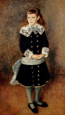 Marthe Berard, 1879 von Pierre-Auguste Renoir