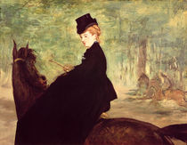 The Horsewoman, 1875 by Edouard Manet