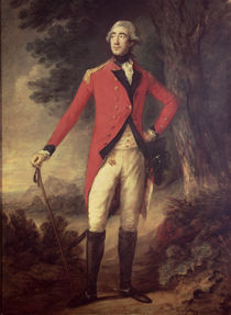 Lord Hastings Governor of India by Thomas Gainsborough