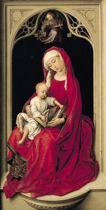 Virgin and Child, 1464 von Rogier van der Weyden