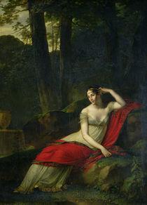 Portrait of the Empress Josephine von Pierre-Paul Prud'hon