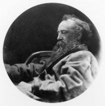 Portrait of George Frederick Watts by Julia Margaret Cameron
